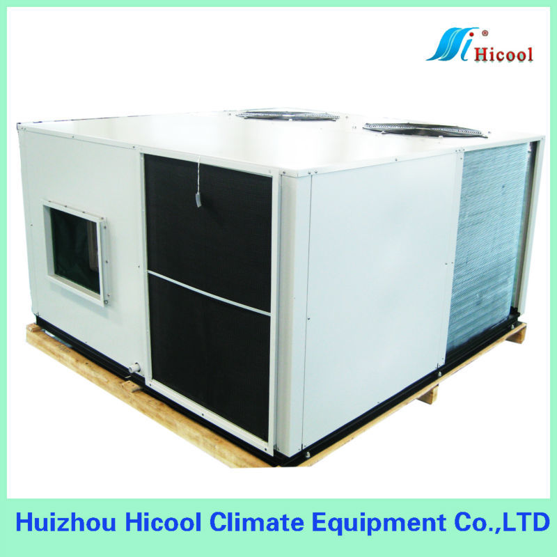 Rooftop packaged units portable air conditioner