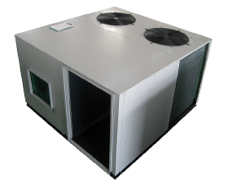 Commercial industrial air duct rooftop packaged air conditioner unit use for exhibition tent T3 Series
