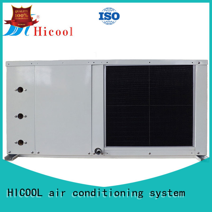 HICOOL water based air conditioner inquire now for villa