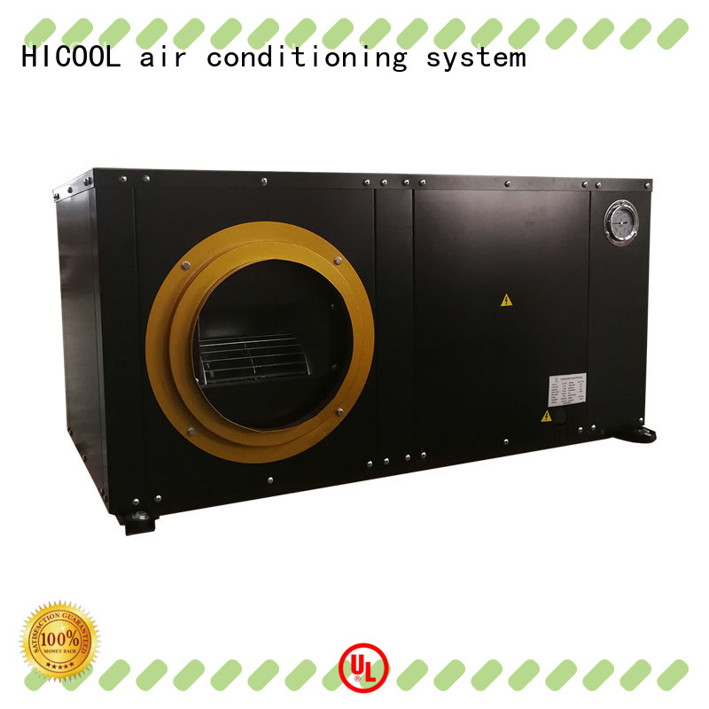 HICOOL split system air conditioning unit manufacturer for apartments