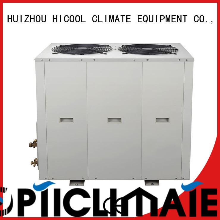 HICOOL high-quality greenhouse ac units directly sale for achts