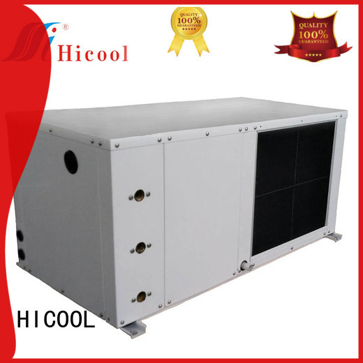 HICOOL factory price water powered air conditioner suppliers for achts