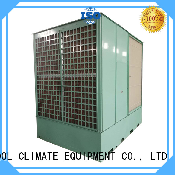 HICOOL indirect evaporative cooling series for offices