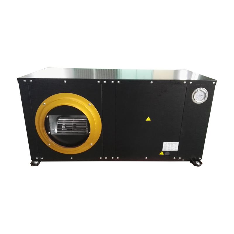 HICOOL heat water source heat pump parameter flat