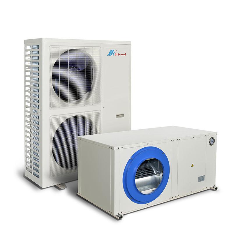HICOOL-split unit air conditioner   OptiClimate Split Unit   HICOOL