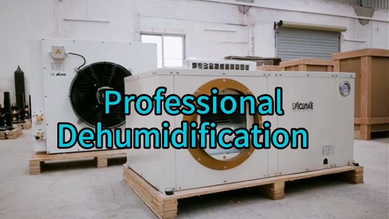 OptiClimate Dehumidifer + Water Cooler