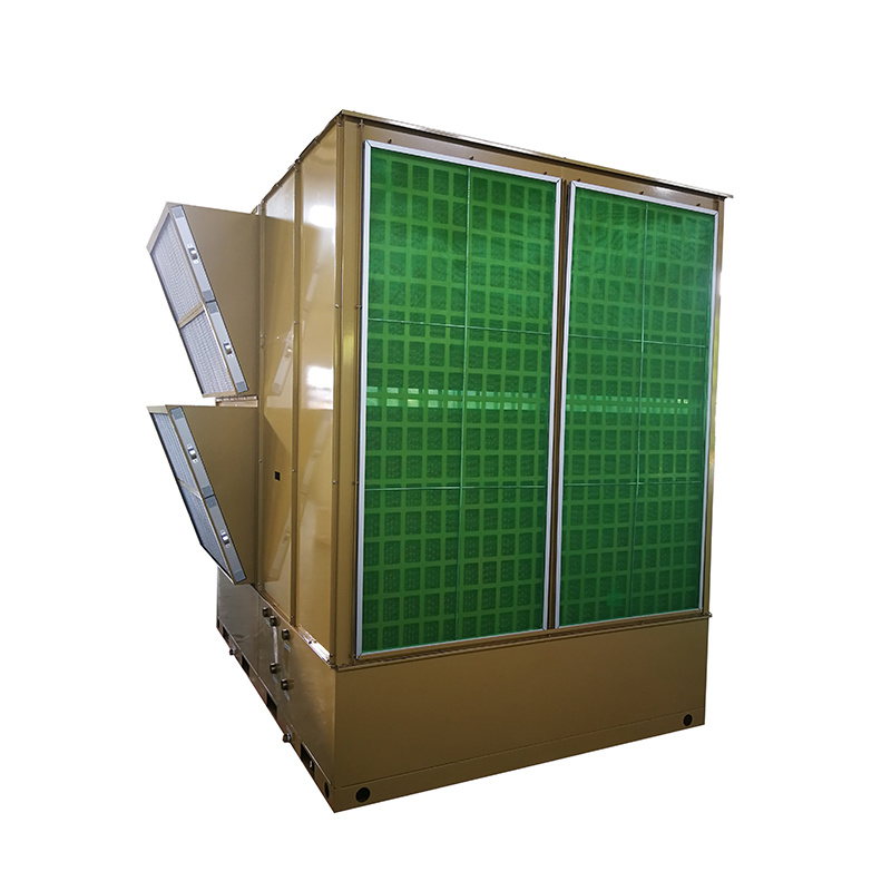 Hicool Two-stage Evaporation system -IDEC-FAO2-10000