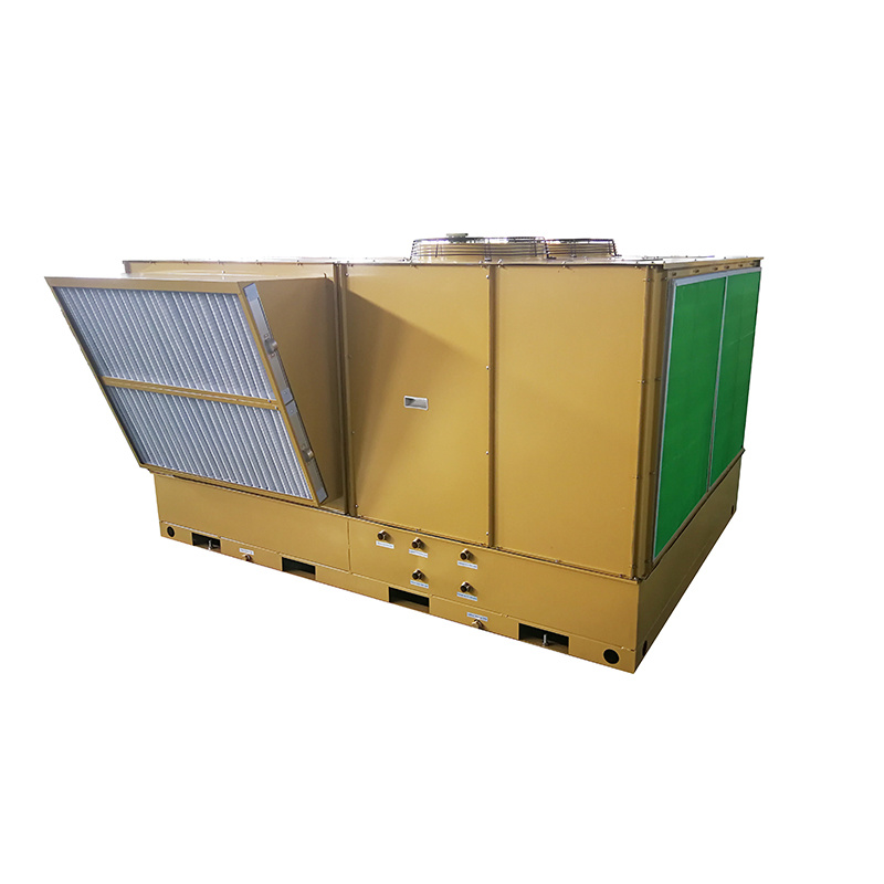 Hicool Two-stage Evaporation system -IDEC-FAO2-5000