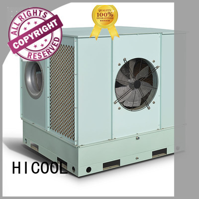 cost-effective water evaporation air conditioner series for hotel