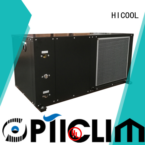 HICOOL automatically OptiClimate heat for greenhouse industry