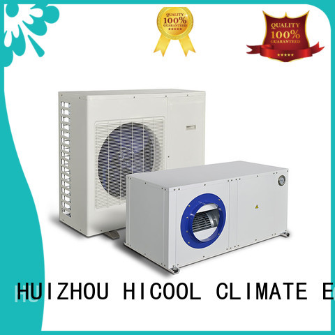 HICOOL worldwide split system air con unit inquire now for urban greening industry