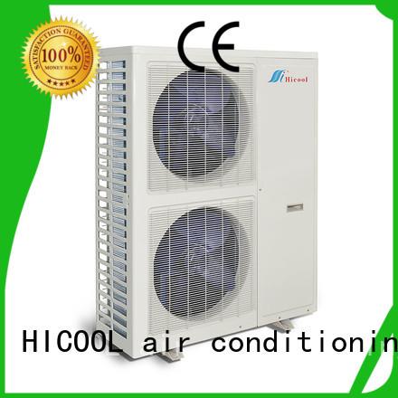 HICOOL online split heat pump units factory