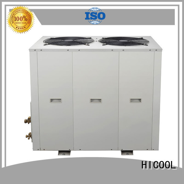 HICOOL multi split system heating and cooling series for offices