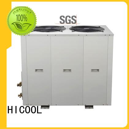 cheap split system hvac manufacturer for villa