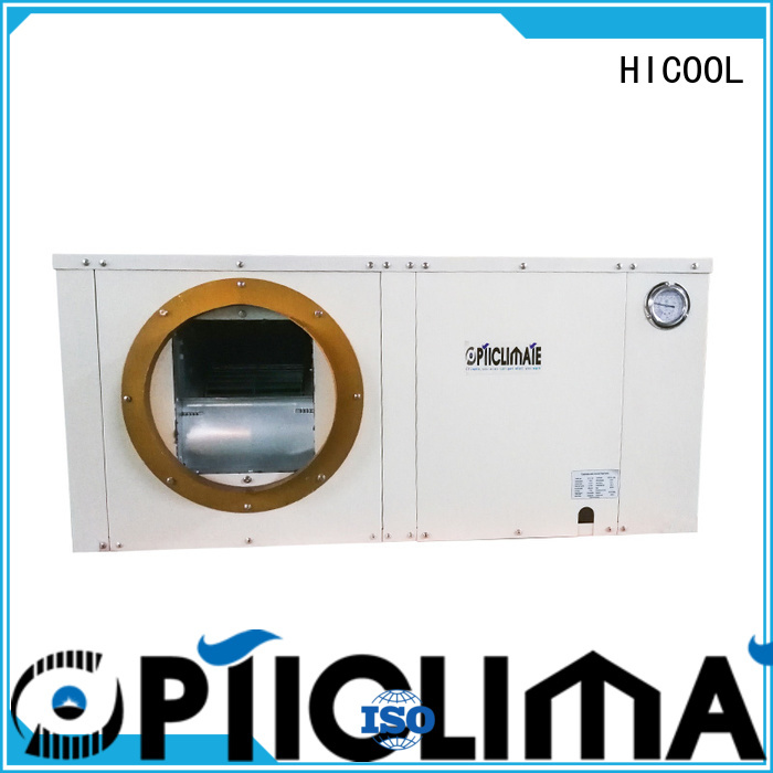 HICOOL high-quality split system air con unit from China for industry