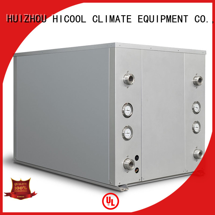 HICOOL cost-effective air conditioner water pump inquire now for greenhouse