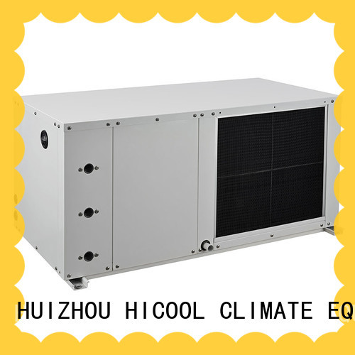 Water-cooled Air Conditioner cooled for apartments HICOOL