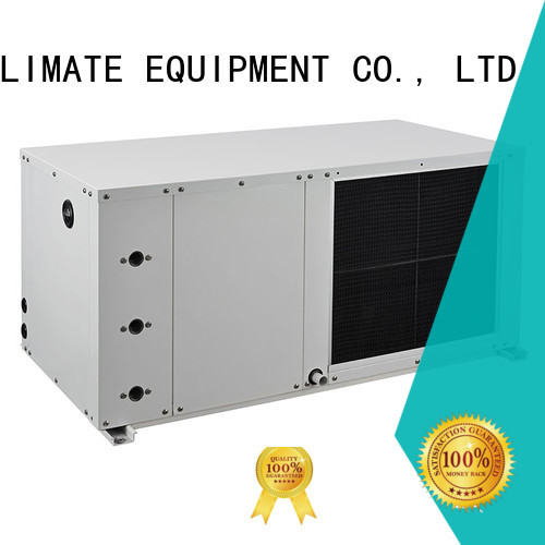 water cooled heat pump package unit cooled for offices HICOOL