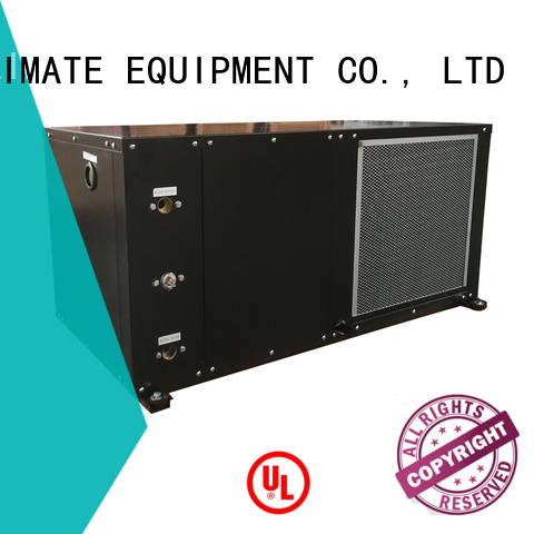 HICOOL energy-saving water source heat pump factory for horticulture