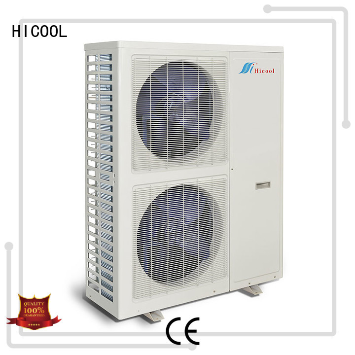 high quality split unit air conditioner series for apartments