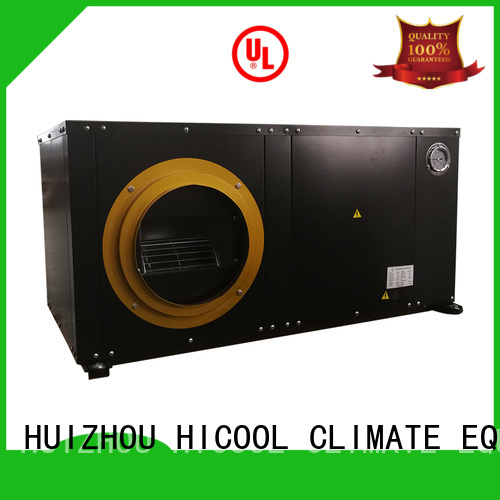 HICOOL water powered air conditioner wholesale for greenhouse