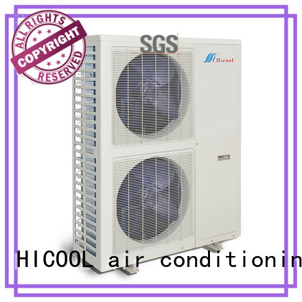 HICOOL reliable split unit system from China for greenhouse