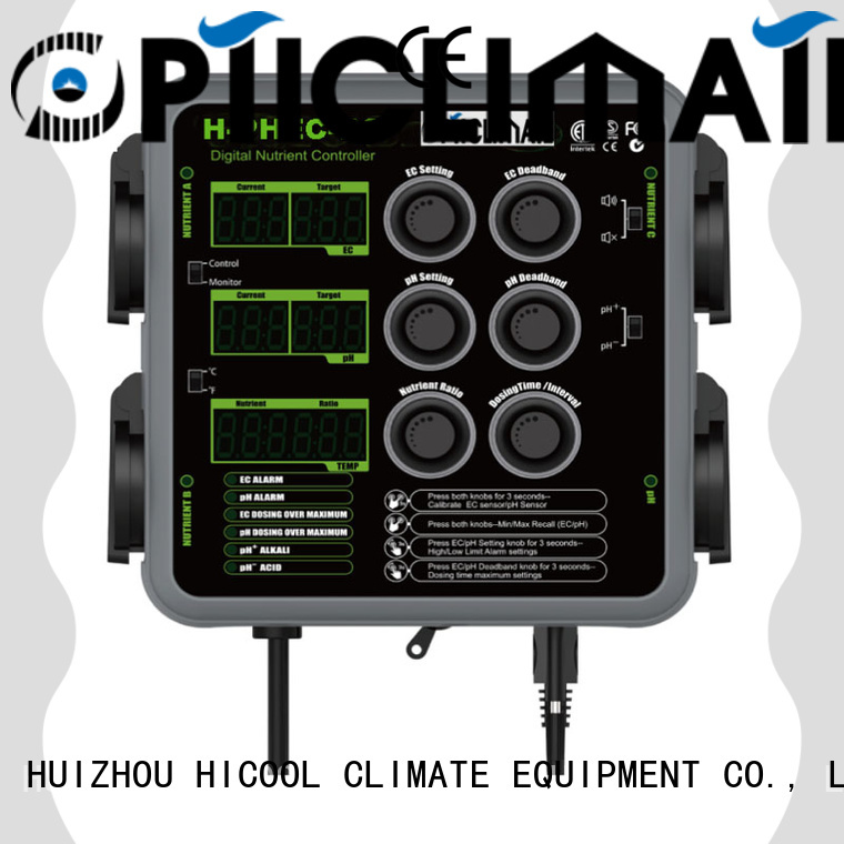 top grow room climate controller with good price for apartments