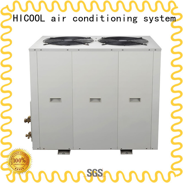 HICOOL pump split heat pump system place