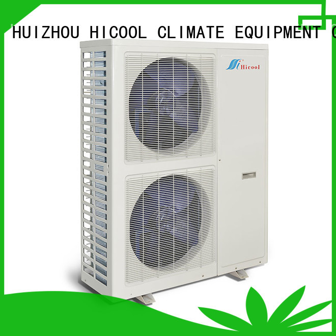HICOOL modern split system air conditioner suppliers for greenhouse
