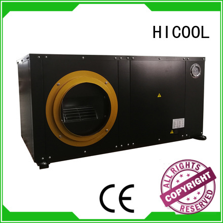 HICOOL top quality central air water pump wholesale for achts