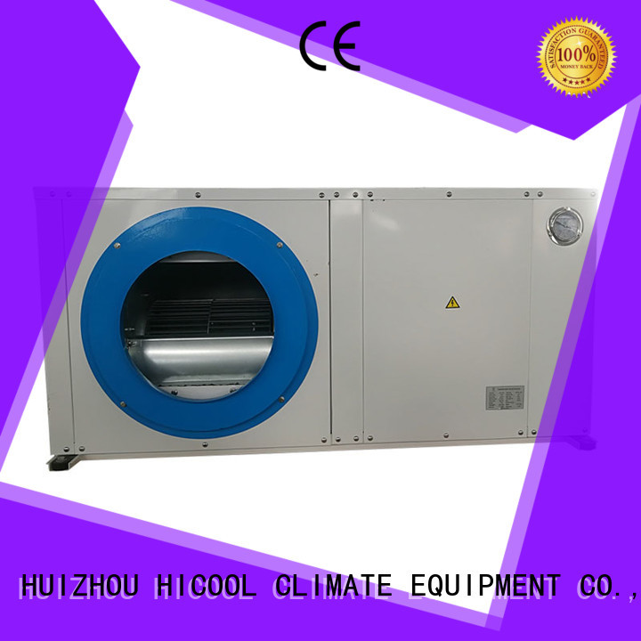 stable water based air conditioner directly sale for offices