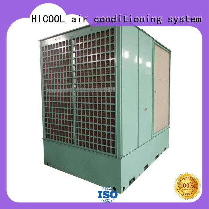 HICOOL evaporative water cooler best manufacturer for offices