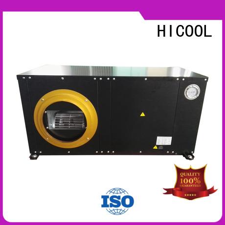 factory price water source heat pump for sale best supplier for villa