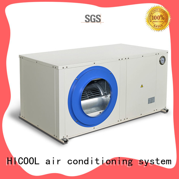 parameter water source heat pump wholesale for apartments HICOOL