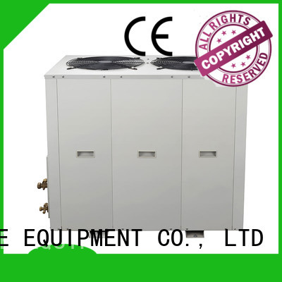 HICOOL mini split heat pump system supplier for greenhouse