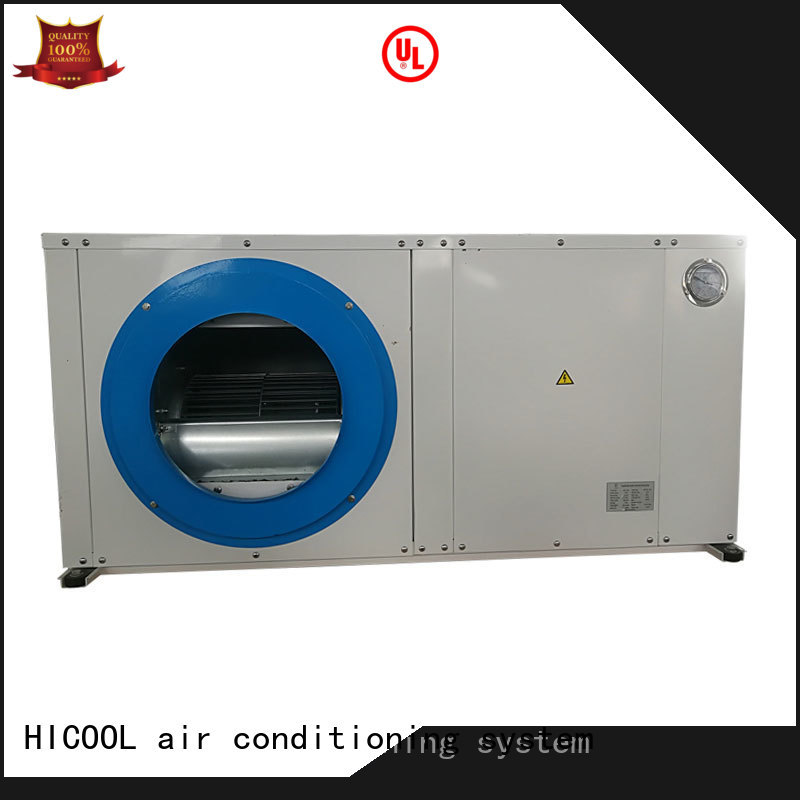 HICOOL water powered air conditioner best supplier for industry