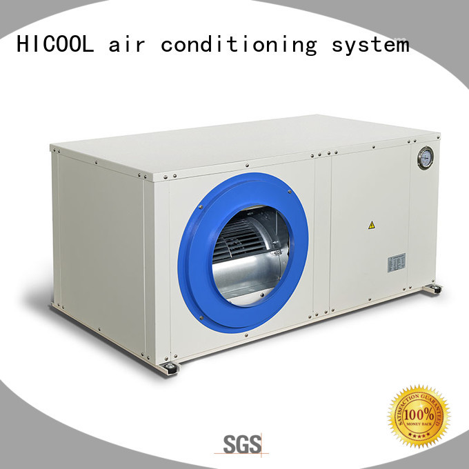 best value water source heat pump factory direct supply for offices