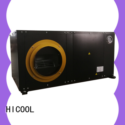 best price water cooled central air conditioner from China for offices
