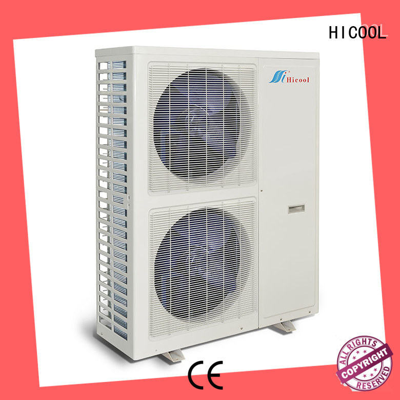 HICOOL hot selling split unit system inquire now for hotel