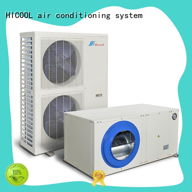 HICOOL split split heat pump conditioner official