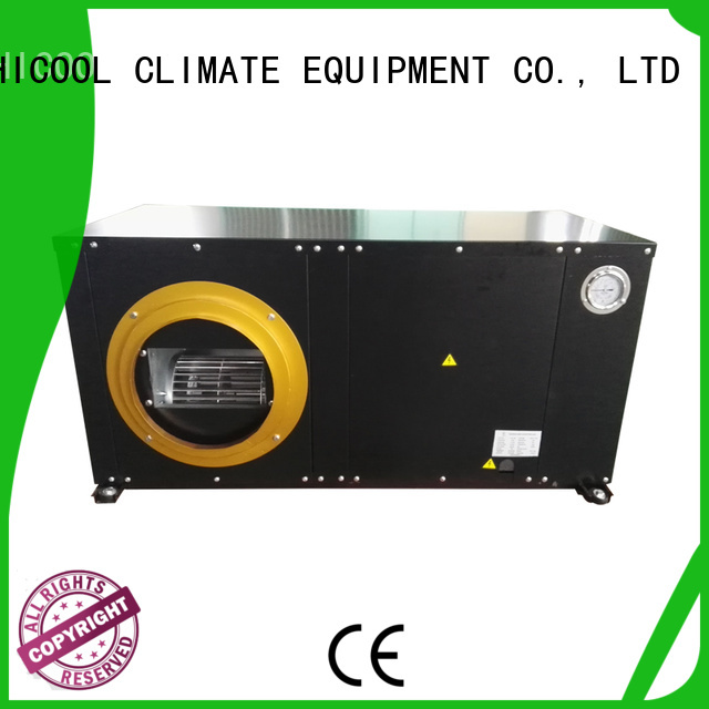 HICOOL popular water cooled package unit wholesale for offices