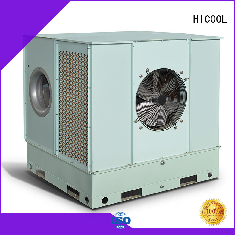 quality evaporative air conditioner with good price for greenhouse
