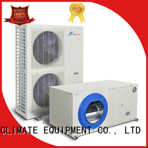 HICOOL split air system company for offices