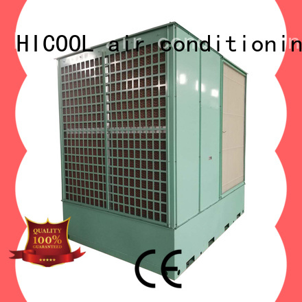HICOOL hot-sale water evaporation air conditioner manufacturer for desert areas