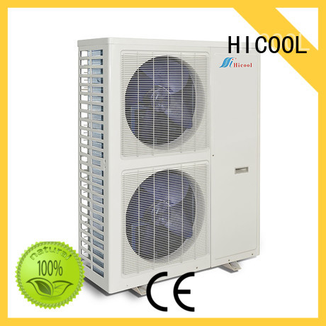 HICOOL high-quality split system air conditioning unit with good price for horticulture