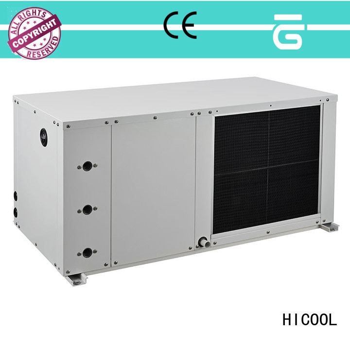 cost-effective water cooled air conditioner suppliers for industry