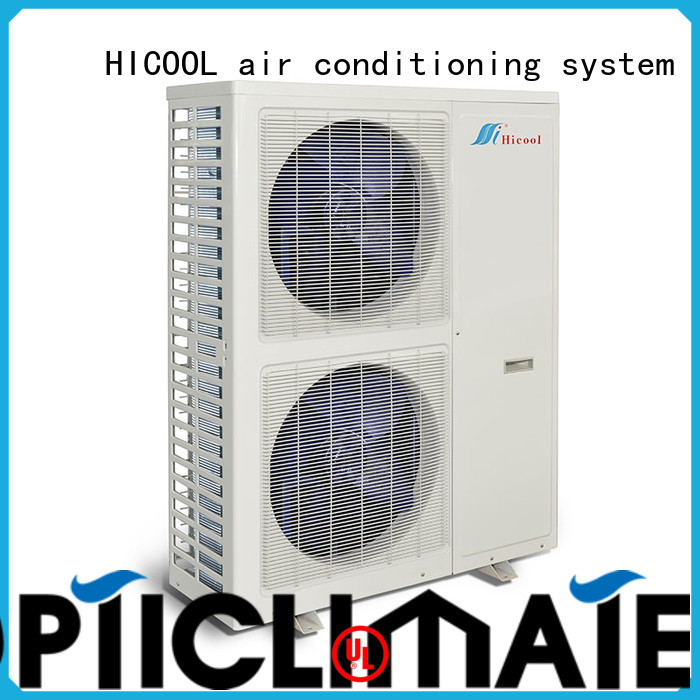 top selling split system hvac from China for horticulture