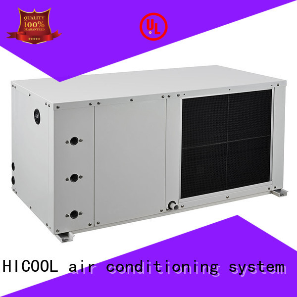 HICOOL air conditioner water pump factory for achts