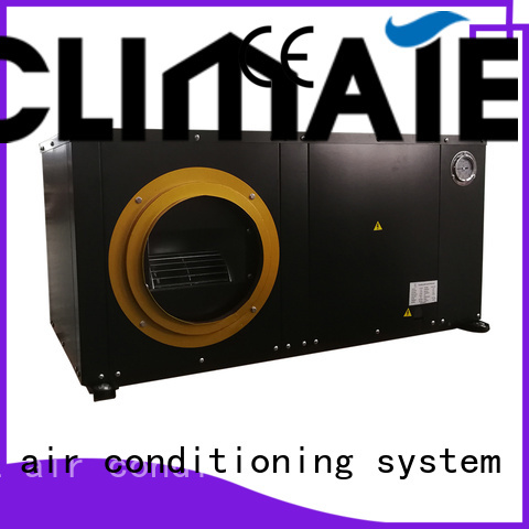 cooled water source heat pump manufacturers opticlimate for achts HICOOL