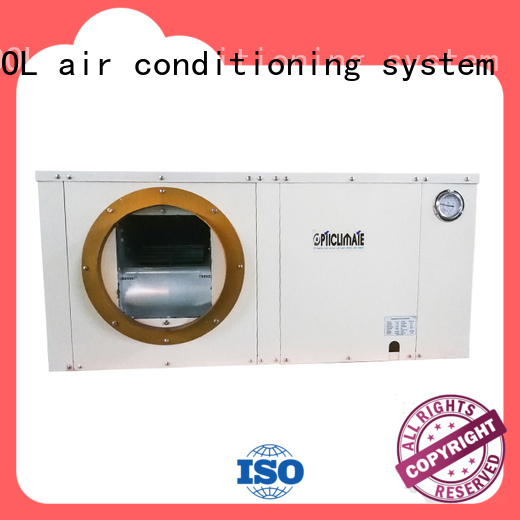 HICOOL quality split system manufacturer for achts